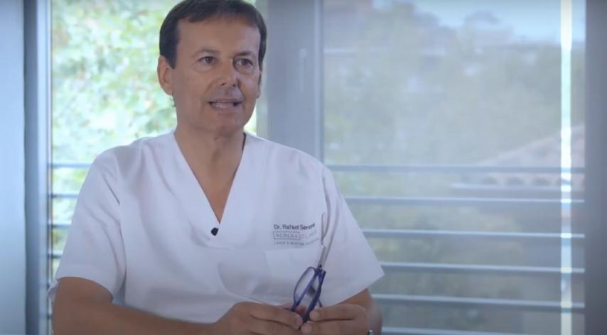 Bác sỹ Rafael Serana chia sẻ gì về tiến trình điều trị giảm mỡ cooltech?